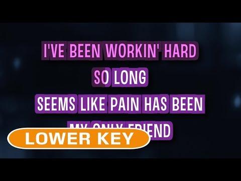 Today My Life Begins (Karaoke Lower Key) - Bruno Mars