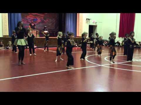 John Eaton Elementary 2015 African Dance Program