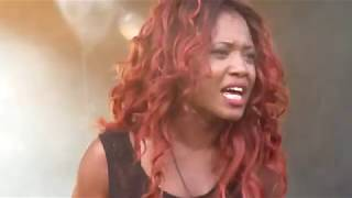 """Southern Avenue """"Dont Give Up"""" (Live from Mempho Music Festival Memphis TN 10-06-2017)"""