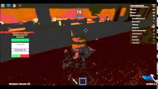 Roblox - Twisted murderer - :3