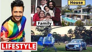 Riteish Deshmukh Lifestyle 2020, Wife,Salary,Son,House,FamilyBiographyNetWorth-The Kapil Sharma Show