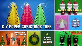 Easy Christmas Crafts for Kids - Christmas Craft Ideas