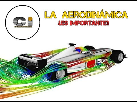 La Aerodinámica: ¿Es importante en un automóvil?