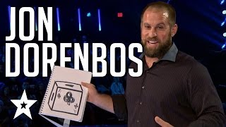 Download Jon Dorenbos Auditions & Performances America's Got Talent 2016 Finalists Mp3 and Videos