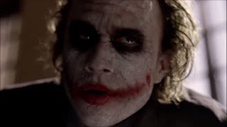 Hans Zimmer - Why So Serious? (The Dark Knight OST) feat. Heath Ledger