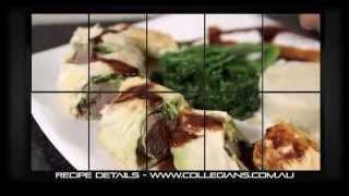 Collies Kitchen Episode 13 - Shayne's Rosemary Lamb Back Strap