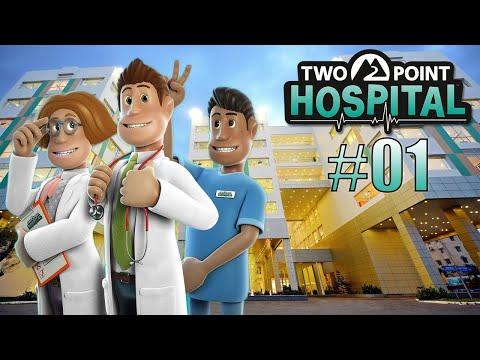 Two point hospital | MrLazy quản lý bệnh viện | Part 01