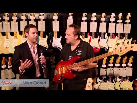 Fender Custom Shop - Jason Smith Master Built Jazz Bass - Musician's Friend Exclusive - NAMM 2014