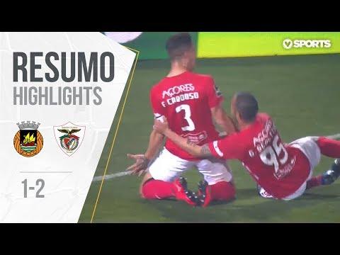 Highlights | Resumo: Rio Ave 1-2 Santa Clara (Liga 18/19 #22)