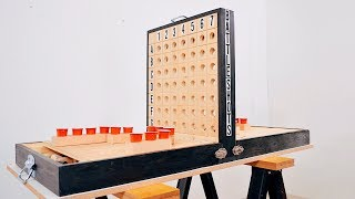 How to Build BATTLE-SHOTS | Giant Battleship w/ Free Plans