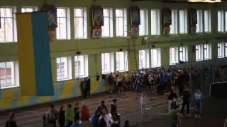 Лёгкая атлетика. 15.01.15 Чемп. Черниговской обл. 60м забег