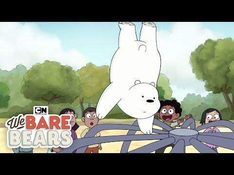 e28bf794f94434 Training With Ice Bear | We Bare Bears | Cartoon Network - YouTube