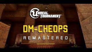 DM-Cheops Remastered