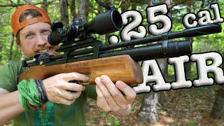 Kral Puncher Breaker .25 cal PCP Air Rifle Pro Tuned By Annihilator Airguns, Better than FX Impact ?