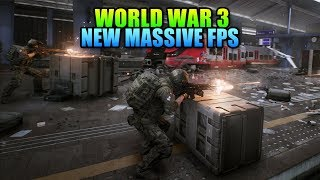 NEW World War 3 FPS - The Battlefield Killer?