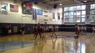 Horace Mann vs Columbia Prep - October 2013