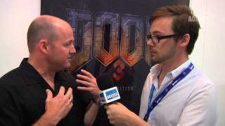 Doom 3 BFG Edition Interview