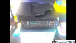 강서구컴퓨터수리-등촌동에 윈도우깨짐으로 윈도우7 재설치