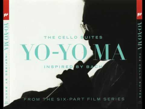 Cello Suites   Yoyo Ma    inspired by Bach cd1