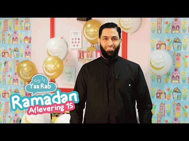 'Yaa Rab' Ramadanspecial 2:  'Ik ben aan het vasten'