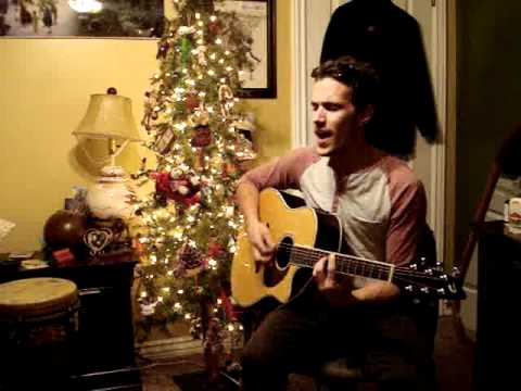 That Spirit of Christmas / Ray Charles Cover / Mikie G EJ - YouTube