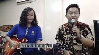 Pilihanku GMS Live cover by Theo feat Ann