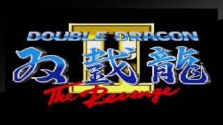 Double Dragon II:  The Revenge (Arcade Playthrough)