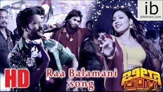 Billa Ranga Raa Balamani song - idlebrain.com