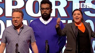 Things a sports commentator would never say - Mock the Week: Series 13 Episode 4 Preview - BBC Two
