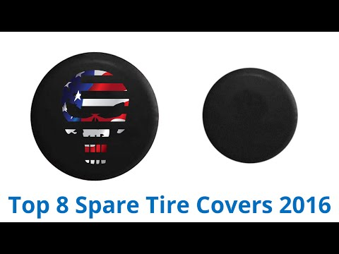 8 Best Spare Tire Covers 2016