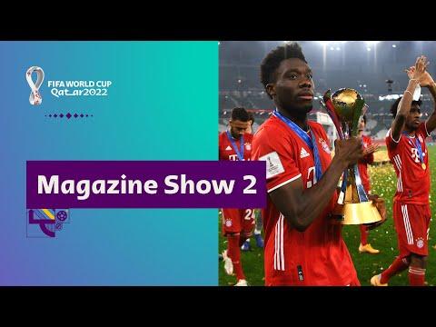 FIFA World Cup Qatar 2022 Magazine Show   Episode 2