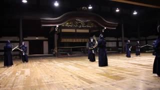 Kyoto Butokuden - Jigeiko (Kendo) #3