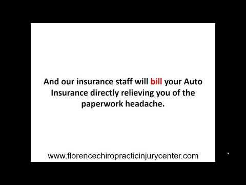 auto insurance injury care chiropractor florence kentucky