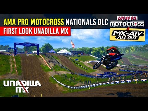 Unadilla First Look! - AMA Pro Motocross Championship DLC - MX vs ATV All Out from YouTube · Duration:  13 minutes 26 seconds
