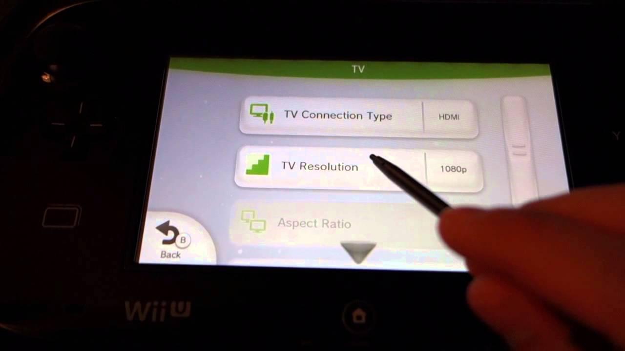 Nintendo Wii U How To Change System Language YouTube - Minecraft wii u namen andern