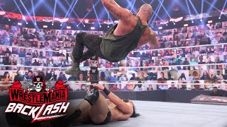 The Strowman Express goes airborne: WrestleMania Backlash 2021 (WWE Network Exclusive)