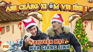 Khuyến Mại Mùa Giáng Sinh | Anh Chàng Xe Ôm Vui Tính 10 | Phim Tình Cảm Hài Hước Gãy TV
