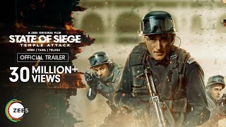 State Of Siege: Temple Attack | Official Trailer | A ZEE5 Original Film | Premieres 9th July On ZEE5 Image