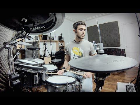 Maroon 5 - MAPS - DRUM REMIX By Adrien Drums