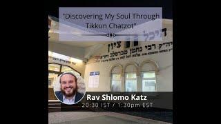 Rebbe Nachman – The Opportunity of Chatzos – Rabbi Shlomo Katz