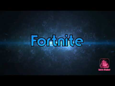 Fortnite intro (intromaker)