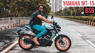 2020 Yamaha MT-15 BS6 | PURE RIDE REVIEW