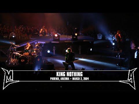 Metallica: King Nothing (MetOnTour - Phoenix, AZ - 2004) Thumbnail image