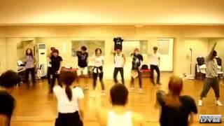 Kim Hyun Joong - Lucky Guy (dance practice) DVhd