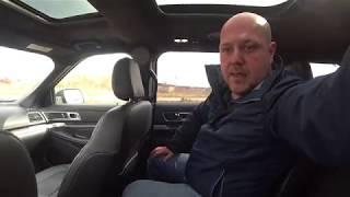 Дневник владельца Ford Explorer 2018  Замерил рулеткой размеры   Плюс некоторые ньюансы
