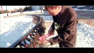 Свадебный Клип Анна и Евгений...г.Биробиджан 15 марта 2013 год! Видеограф-Роман Рогов!