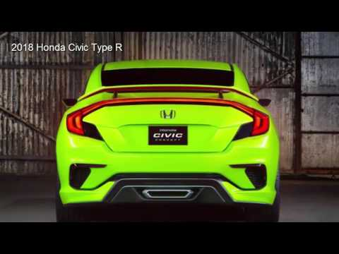 2018 Honda Civic Type R - It's Finally Coming to America!