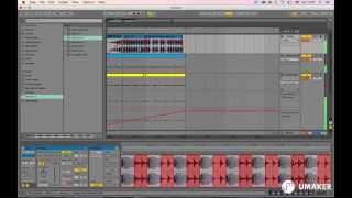 Ableton Live по-русски: Основы (Автоматизация клипа)