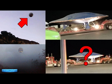 DARPA BUSTED!! Aurora Project Exposed New Mexico!? Brazil Shook Up After UFO EVENT! 2/7/17