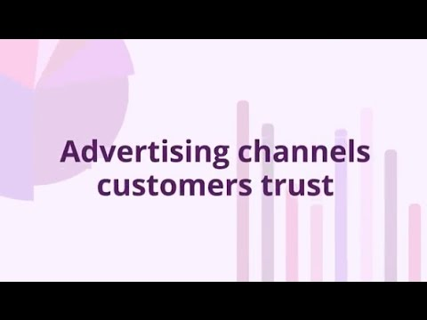 When discussing channel selection for our marketing & advertising campaigns, the idea that consumers no longer trust mainstream media always seems top-of-mind. So, when we built our Customer Satisfaction Study, we decided to ask American consumers about their preferences. Watch this video to see what 2,400 people told us.